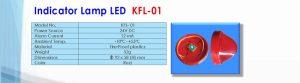 Indicator Lamp LED KFL-01
